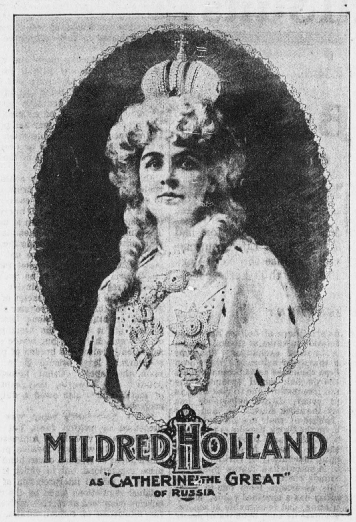 Mildred Holland Net Worth