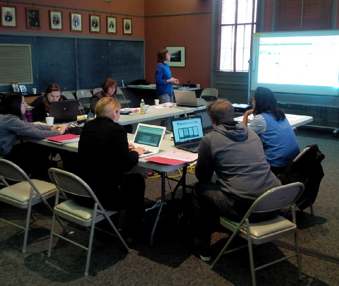 VTDNP History Day workshop
