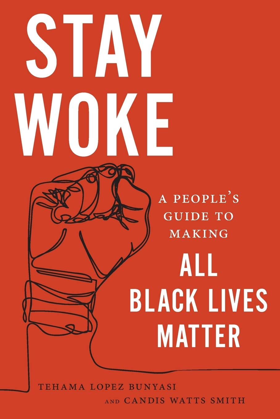 Stay Woke book cover