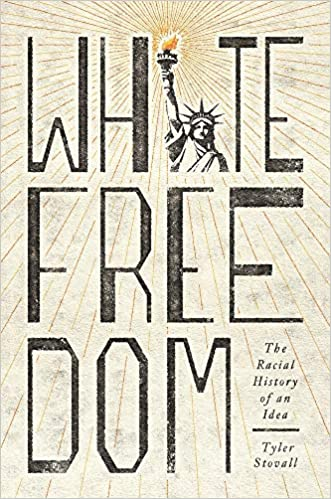 White Freedom book cover